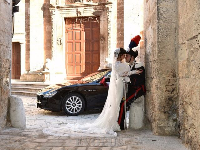Il matrimonio di Serena e Stefano a San Pancrazio Salentino, Brindisi 1