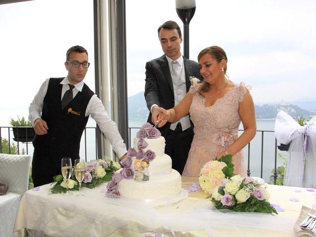 Il matrimonio di Andrea e Graziella a Orta San Giulio, Novara 13