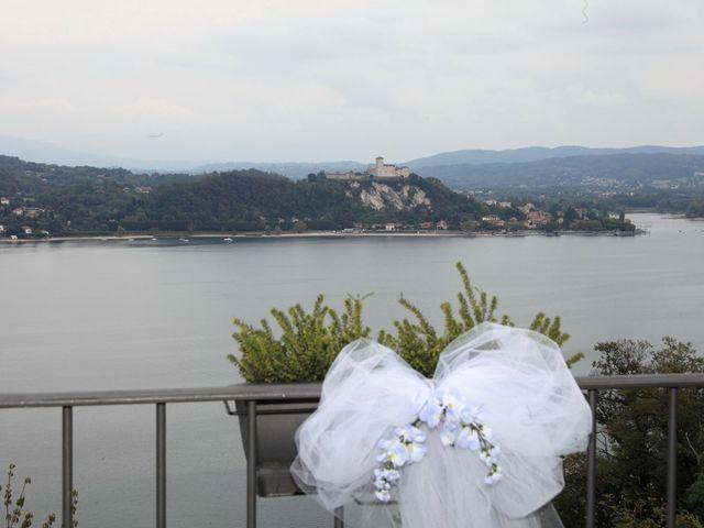 Il matrimonio di Andrea e Graziella a Orta San Giulio, Novara 15