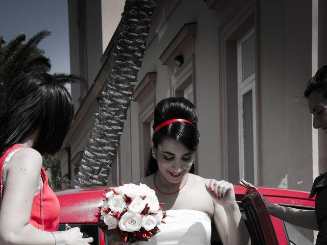 Il matrimonio di Marta e Ciro a Napoli, Napoli 3