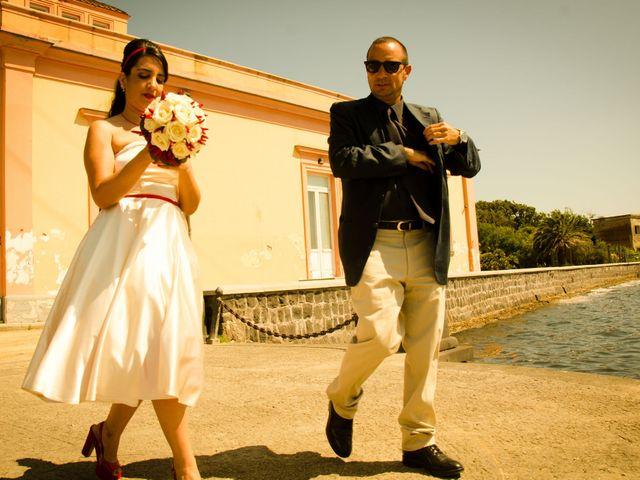 Il matrimonio di Marta e Ciro a Napoli, Napoli 4