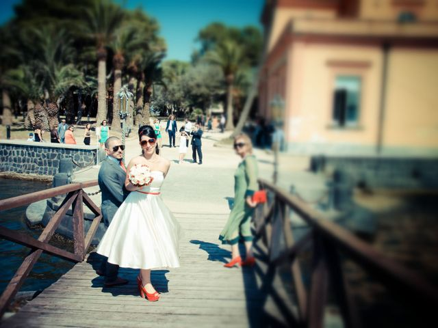 Il matrimonio di Marta e Ciro a Napoli, Napoli 16