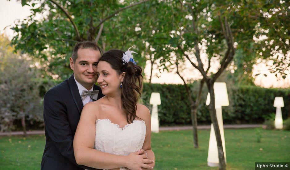 Il matrimonio di Marco e Selene a Lorenzana, Pisa
