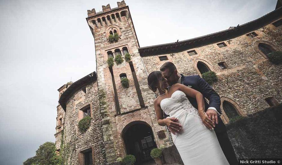 Il matrimonio di Simone e Carmen a Filago, Bergamo