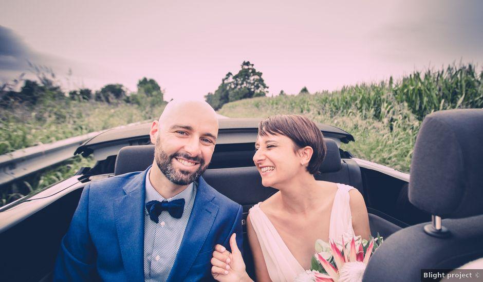 Il matrimonio di Andrea e Elena a Volta Mantovana, Mantova