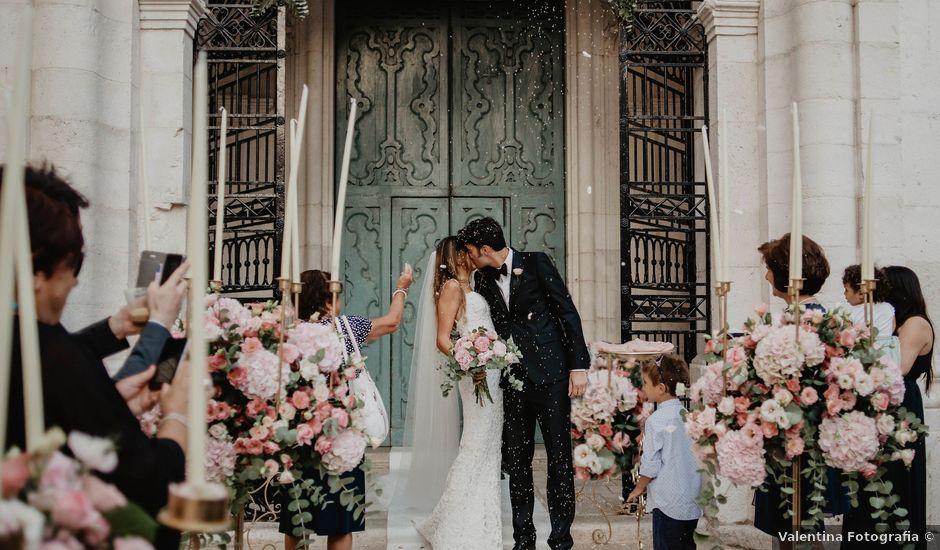 Il matrimonio di Enrico e Valeria a Trani, Bari