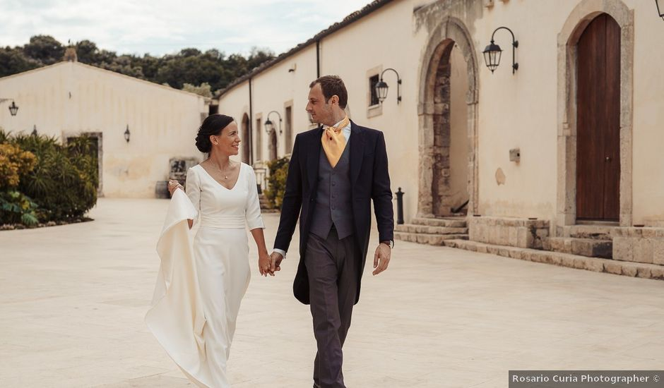 Il matrimonio di Baoudouin e Letizia a Siracusa, Siracusa