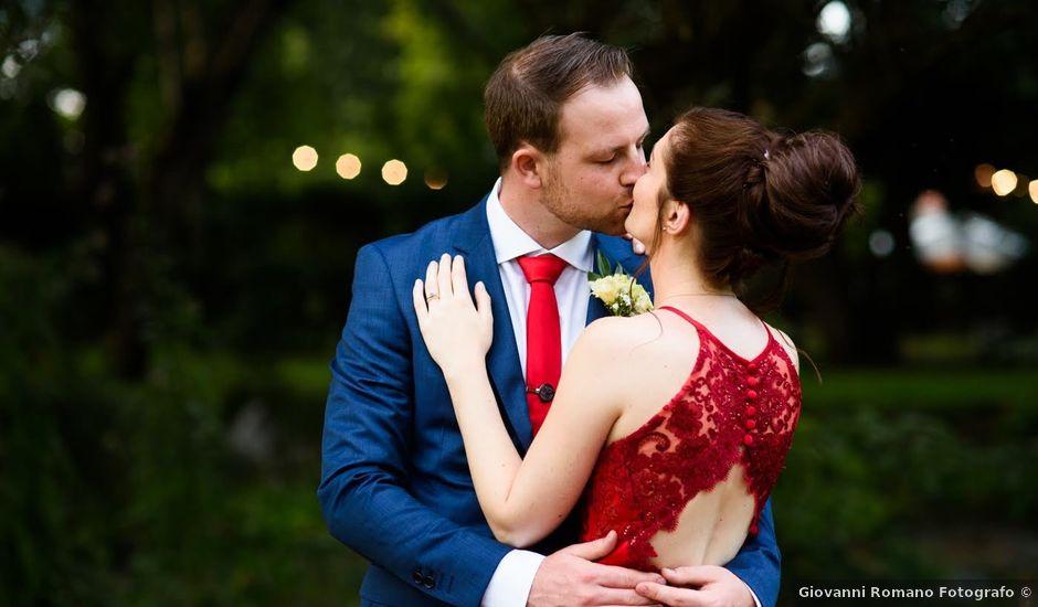 Il matrimonio di Nicholas e Sasha a Sermoneta, Latina