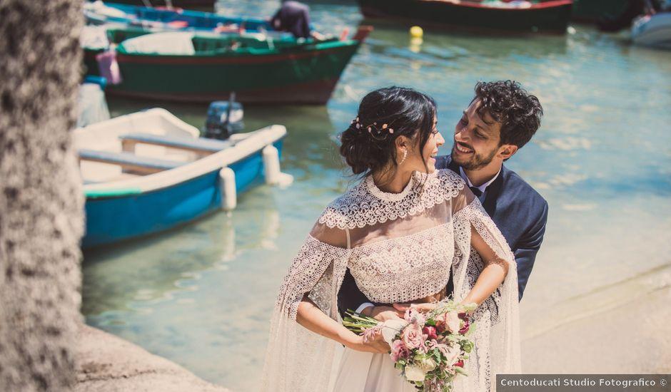 Il matrimonio di Damiano e Mara a Polignano a Mare, Bari