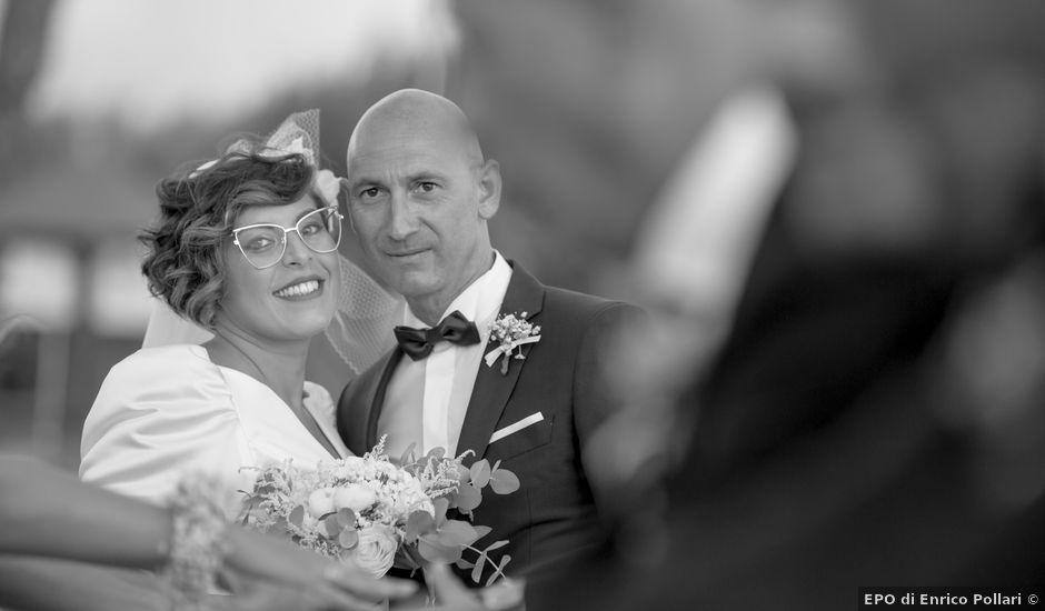 Il matrimonio di Gaspare e Laura a Marsala, Trapani