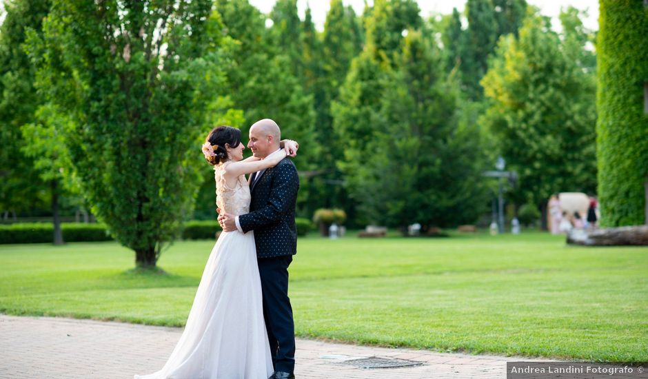 Il matrimonio di Fabrizio e Anna a Lugagnano Val d'Arda, Piacenza