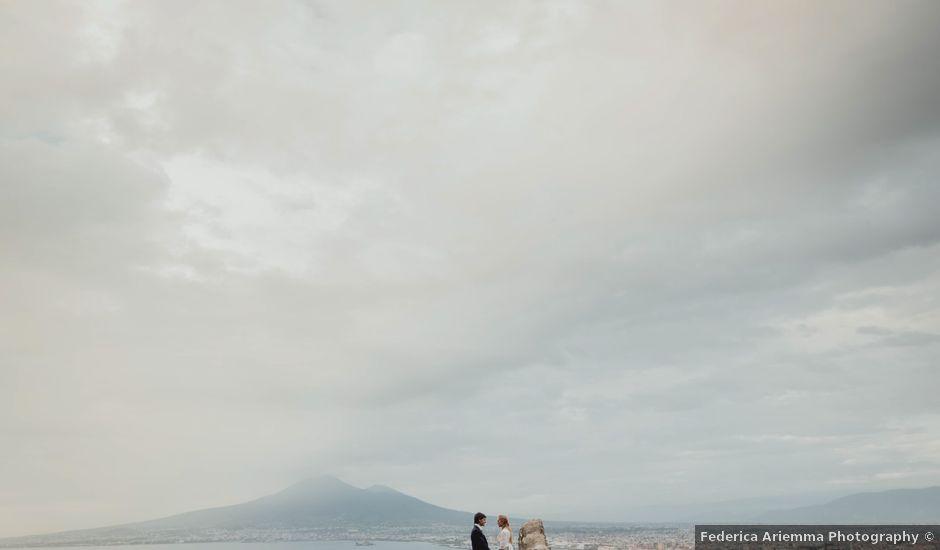 Il matrimonio di Josè e Isabel a Sorrento, Napoli