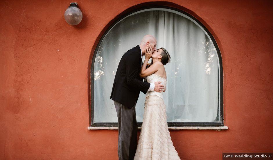 Il matrimonio di Ivano e Giada a Roma, Roma