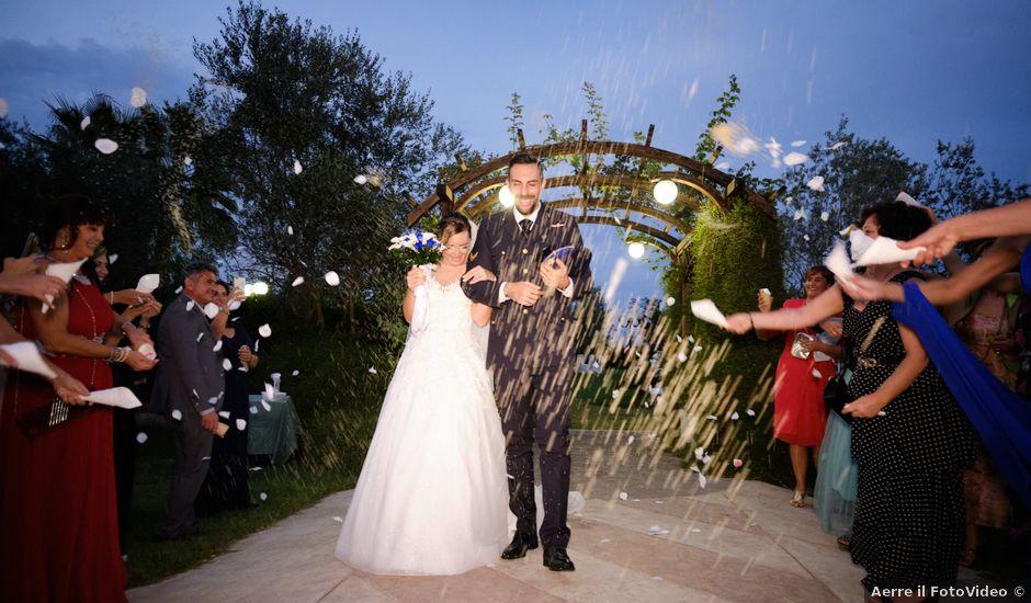 Il matrimonio di Edoardo e Laura a Latina, Latina