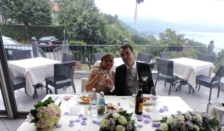 Il matrimonio di Andrea e Graziella a Orta San Giulio, Novara