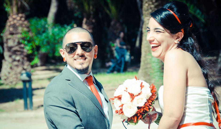 Il matrimonio di Marta e Ciro a Napoli, Napoli