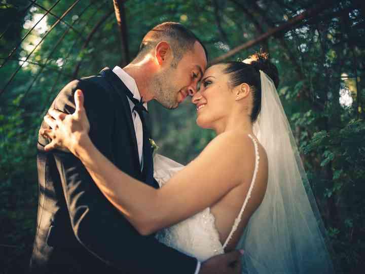 le nozze di Violetta e Alessandro