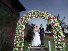le nozze di Dina e Esam 912