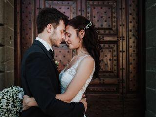 Le nozze di Ilaria e Damiano