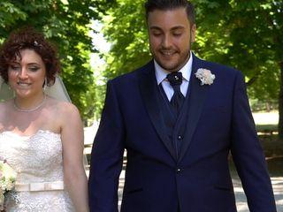Le nozze di Enrica e Thomas