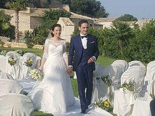 Le nozze di Clarissa e Gaetano 1