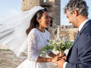 Le nozze di Carolina e Benedetto