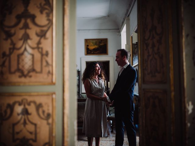 Il matrimonio di Luca e Donatella a Napoli, Napoli 8