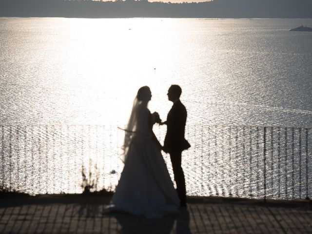 Il matrimonio di Luca e Donatella a Napoli, Napoli 35