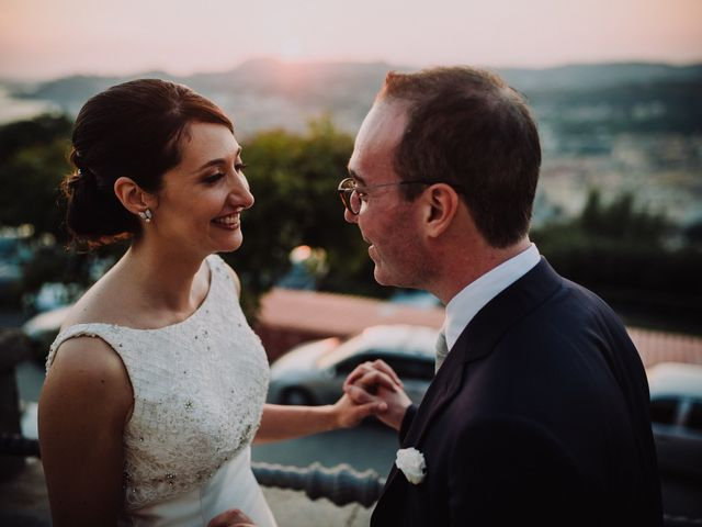 Il matrimonio di Luca e Donatella a Napoli, Napoli 48