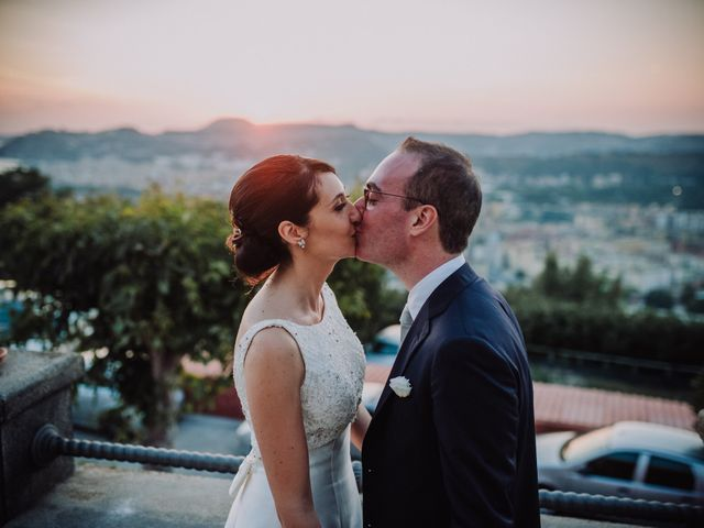 Il matrimonio di Luca e Donatella a Napoli, Napoli 49
