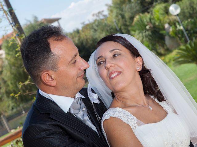 Le nozze di Speranza e Andrea