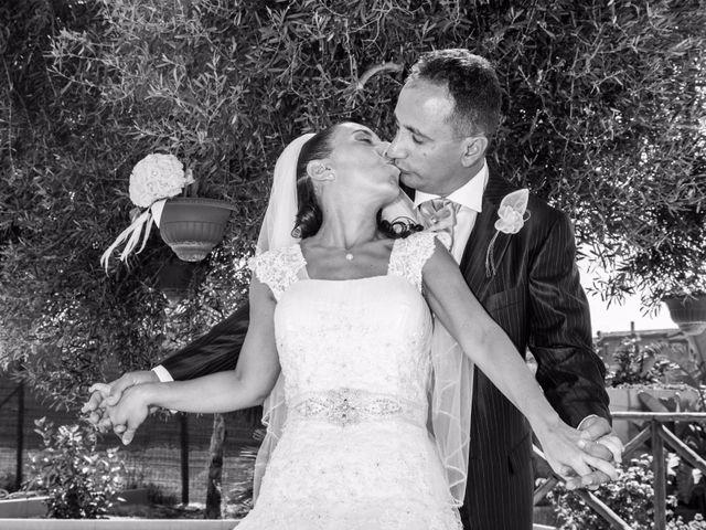 Il matrimonio di Andrea e Speranza a Monserrato, Cagliari 1