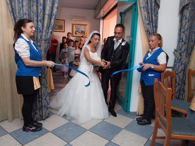Il matrimonio di Andrea e Speranza a Monserrato, Cagliari 11