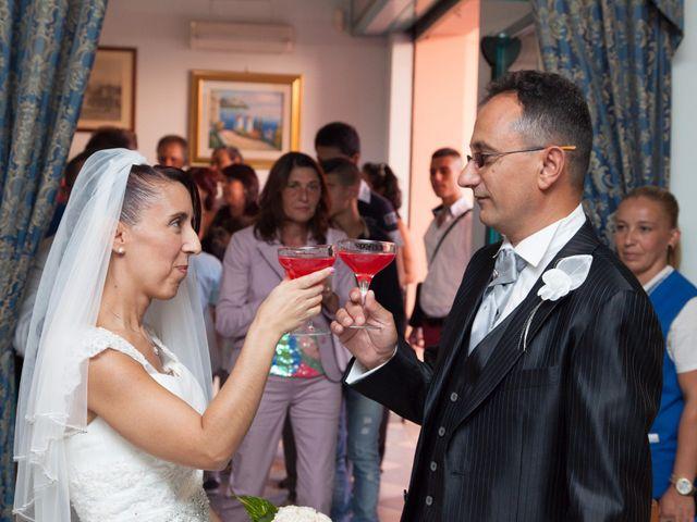 Il matrimonio di Andrea e Speranza a Monserrato, Cagliari 12