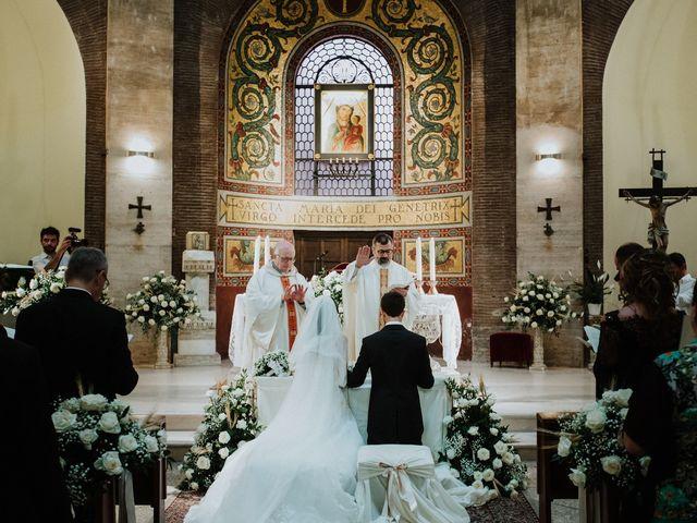 Il matrimonio di Damiano e Ilaria a Roma, Roma 12