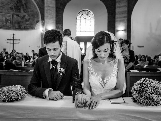 Il matrimonio di Damiano e Ilaria a Roma, Roma 13