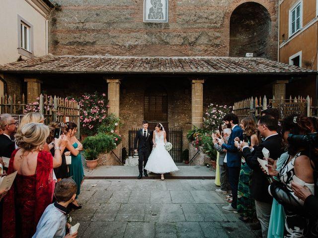 Il matrimonio di Damiano e Ilaria a Roma, Roma 14