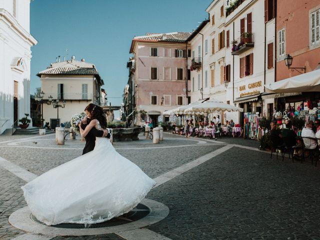 Il matrimonio di Damiano e Ilaria a Roma, Roma 16