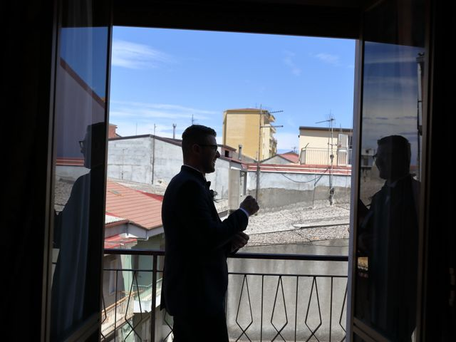 Il matrimonio di Francesco e Miriana a Cirò Marina, Crotone 7