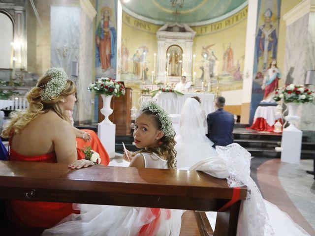 Il matrimonio di Francesco e Miriana a Cirò Marina, Crotone 34
