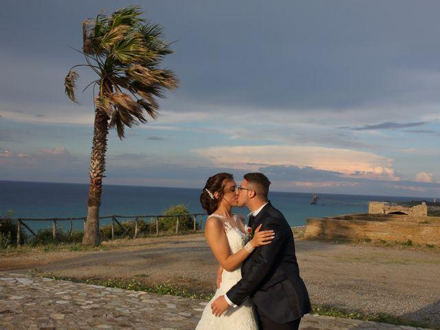 Il matrimonio di Francesco e Miriana a Cirò Marina, Crotone 41