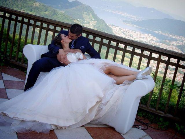 Il matrimonio di Cristian e Pamela a Bergamo, Bergamo 17