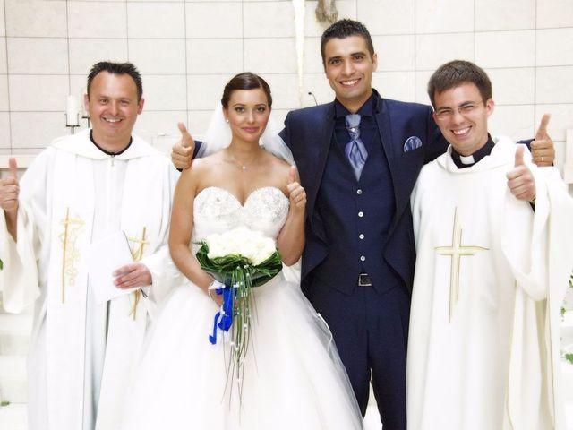 Il matrimonio di Cristian e Pamela a Bergamo, Bergamo 30