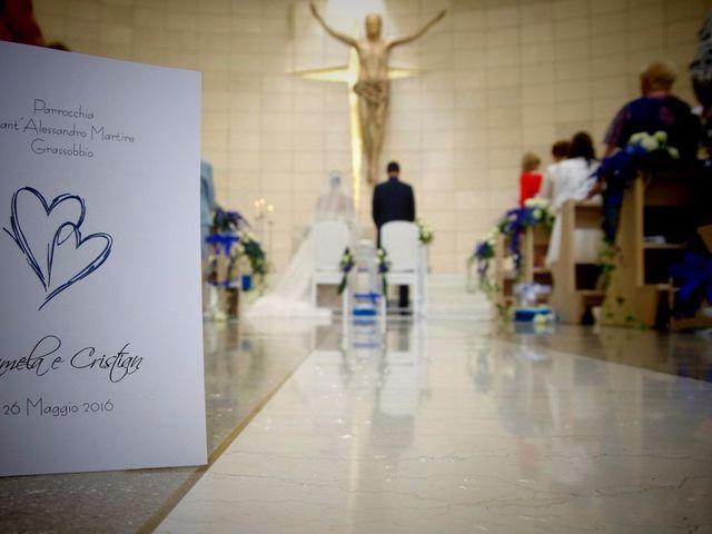 Il matrimonio di Cristian e Pamela a Bergamo, Bergamo 55