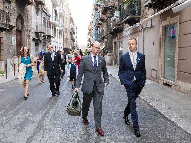 Il matrimonio di Juan e Rossana a Palermo, Palermo 42