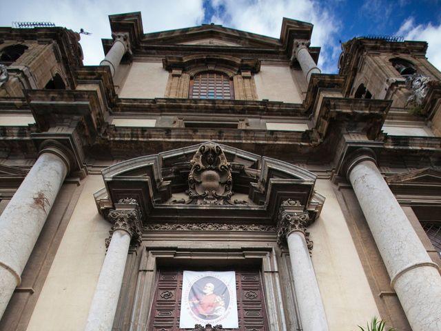 Il matrimonio di Juan e Rossana a Palermo, Palermo 44