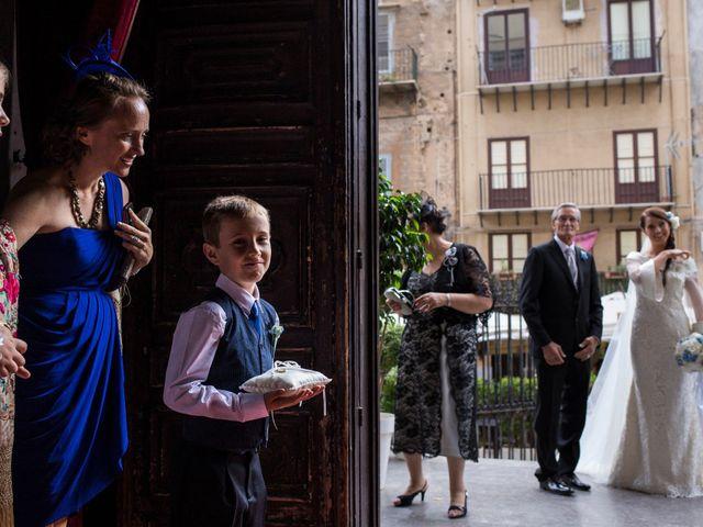 Il matrimonio di Juan e Rossana a Palermo, Palermo 46