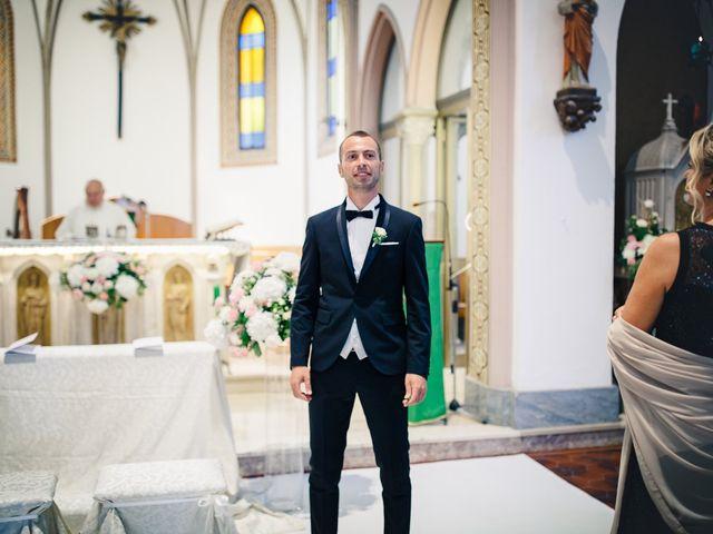 Il matrimonio di Alessandro e Violetta a Fano, Pesaro - Urbino 36