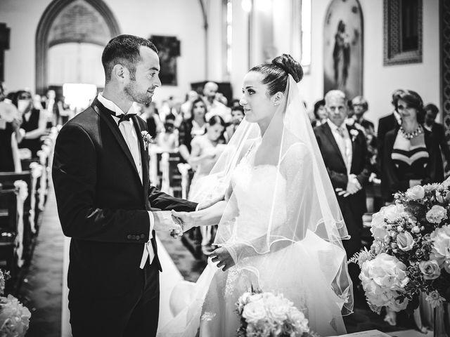 Il matrimonio di Alessandro e Violetta a Fano, Pesaro - Urbino 39