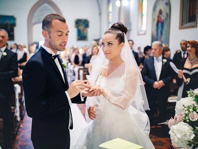 Il matrimonio di Alessandro e Violetta a Fano, Pesaro - Urbino 41